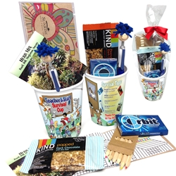 Teachers & Staff Survival Cup Gift Set | Teacher Appreciation Gift Ideas | Care Promotions