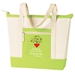 Thank You For The Lives You Touch, We Appreciate You So Much! Stock Design Jumbo Zip Tote - USP027