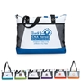 """Thank you CNA Heroes...You Always Have Our Backs!..."" Venture Business Tote  Nursing Assistants, CNAs, NA's, Nursing Assistants, Appreciation Theme Tote, Nurses Theme Bag, Nurses tote with Water Bottle Holder, Pocket, Basic, Low Price, Promotional, Imprinted, with name on it, logo, custom bag"