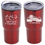 """Thanks For All You Do, We Appreciate You!"" 20 oz Stainless Steel & Polypropylene Tumbler   Employee Appreciation Day, Employee, Appreciation, recognition Gifts, 20 oz tumbler, Imprinted Tumblers, Stainless Steel Tumblers, Care Promotions,"