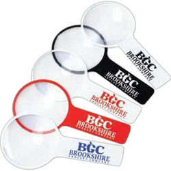 The Inspector Magnifier The Inspector Magnifier, Inspector, Magnifier, Fresnel Lens, Imprinted, Personalized, Promotional, with name on it, giveaway