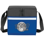 Two-Tone Accent 12-Pack Cooler