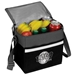 Two-Tone Accent 12-Pack Cooler - LUN070