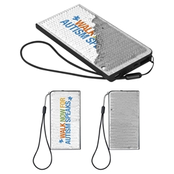 Custom Printed UL Sequin Power Bank | Care Promotions