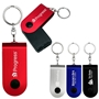 UL Swivel Power Bank Keychain promotional key tag, promotional power bank, custom logo keychain, custom logo power bank, custom printed tech accessory, corporate holiday gifts, employee appreciation gifts, business gifts