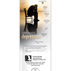 Understanding Depression Pocket Slider BetterLifeLine, BetterLife, Education, Educational, information, Informational, Wellness, Guide, Brochure, Paper, Low-cost, Low-Price, Cheap, Instruction, Instructional, Booklet, Small, Reference, Interactive, Learn, Learning, Read, Reading, Health, Well-Being, Living, Awareness, PocketSlider, Slide, Chart, Dial, Bullet Point, Wheel, Pull-Down, SlideGuide, Aging, Elderly, Elder, Old, Retirement, Senior, Mental, Mind, Instability, Stability, Depression, Memory, Therapy, Therapist, Psychology, Psych, Psychiatrist, Psychologist, Stress, Brain, The Positive Line, Positive Promotions
