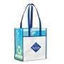 Vita Laminated Shopper  Promotional, Imprinted, Laminated, Totes, Vita, Shoppers, Supermarket, Tote, Shoulder Strap,
