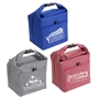 Volunteer Appreciation Insulated Lunch Totes  Volunteer, volunteers, appreciation, recognition, gifts, promotional cooler bags, promotional lunch bag, employee appreciation gifts, custom printed lunch cooler, customized lunch bag, business gifts, corporate gifts