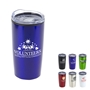 """Volunteers: Building Unity in Our Community"" 20oz Stainless Steel & Polypropylene Tumbler  20 oz tumbler, Imprinted Tumblers, Stainless Steel Tumblers, Care Promotions,"