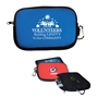 """Volunteers: Building Unity in Our Community"" All Purpose Accessory Pouch Volunteer Appreciation, accessory zippered pouch, carabiner pouch, carabiner tec holder, carabiner phone holder,"