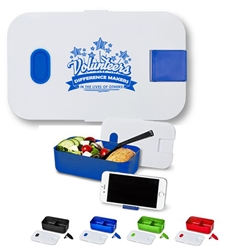 """Volunteers: Difference Makers In The Lives of Others!"" Bento Style Lunch Box   Volunteer Appreciation, Volunteer Recogntiion, Lunch Dish, Bento Style Lunch Plate, Lunch Plate, imprint lunch dish, personalized, with logo on it,"