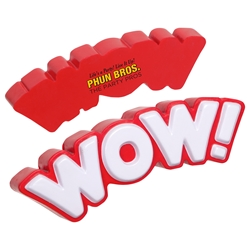 WOW Word Stress Reliever promotional stress reliever, appreciation gifts, giveaways, employee appreciation gifts, recognition gifts