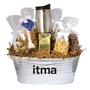 Warm & Cozy Gift Tub | Custom Food Gifts | Care Promotions