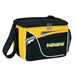 Wavy Two-Tone 6 Pack Cooler - LUN080