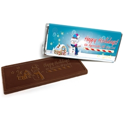 We Appreciate All You Do! Stock Wrapped Chocolate Bar, 1.75 oz  Chocolate Bar, Holiday Chocolate Bars, Appreciation Gifts, Custom Business Gifts, Thank You Gifts, Employee Appreciation, Employee Recognition, Rewards and Incentives, Recognition Program, Awareness Treats, Sweet Rewards