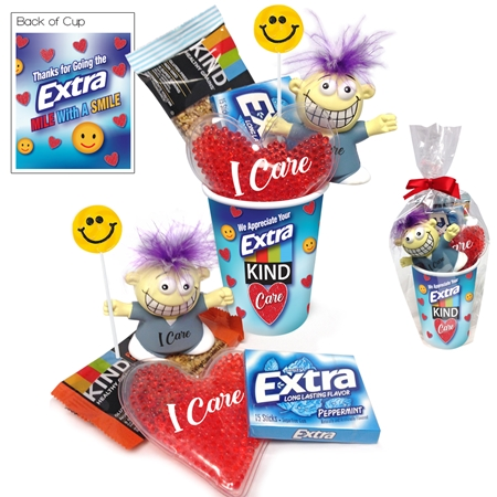 We Appreciate Your Extra Kind Care Treat Cup Gift Set | Healthcare Appreciation Gifts | Care Promotions