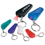 Whistle Light/Key Chain Whistle Light/Key Chain, Whistle, Light, Key, Chain, Tag, Ring, Imprinted, Personalized, Promotional, with name on it, giveaway,
