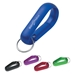 Wide Aluminum Carabiner With Key Ring - KEY042