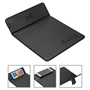 Custom Wireless Charger Mouse Pad with Kickstand | Care Promotions
