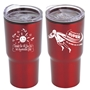 """You Have To Be SUPER To Work In A LAB"" 20 oz Stainless Steel & Polypropylene Tumbler   Medical Laboratory Week, Med Lab, Medical, Laboratory, Week, Appreciation, recognition Gifts, 20 oz tumbler, Imprinted Tumblers, Stainless Steel Tumblers, Care Promotions,"