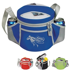"""You Have To Be SUPER To Work In A LAB!"" 6-Pack Sporty Barrel Cooler  Lunch Cooler, Medical, Laboratory, professionals, Lab rats, Appreciation, Recognition,  Care Promotions, 6-Pack Lunch Cooler, Lunch Bag, Insulated, Barrel, Travel, Sports, Employee, Nurses, Teachers"