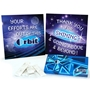 """Your Efforts Are Out Of This ORBIT"" Gum & Card Employee Appreciation Kit  Orbit, Appreciation Gum Kit, Appreciation Kit, Low cost recognition, On The Spot Recognition, Appreciation Gum Kit,"