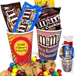 You're Marvelous & Magnificent M&M Treat Set