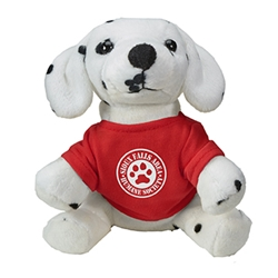 Zoofari Beanies Plush Dalmatian | Care Promotions